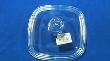 NEW -Petite Replacement Glass Lid fits Corning Ware Pyrex P-41 and P-43 Petite