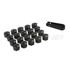 20pcs Grey Color- Car Wheel Lug Nut Caps 17mm +Removal Tool For VW Audi Skoda