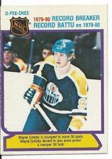 1980-81 OPC O-Pee-Chee Wayne Gretzky Record Breaker #3 (Near Mint)