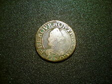 1603-5 FRANCIA stato Chateau-Renaud bovrbon CONTI DOUBLE TOURNOIS Coin