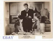 Robert Mitchum Night Of The Hunter Vintage Photo