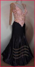 B7494 Ballroom standard swing Waltz Tango Rhythm us 8 Dance Dress