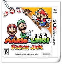 3DS Nintendo Mario & Luigi: Paper Jam RPG