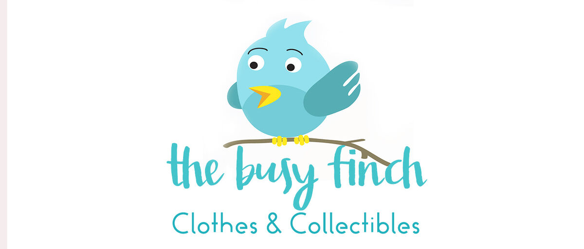 Busy Finch's Clothes n Collectibles