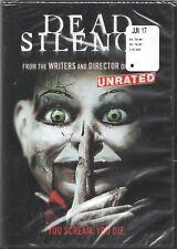 Movie DVD - DEAD SILENCE - Sealed - Universal