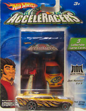 2004 HOT WHEELS ACCELERACERS metallo MANIACI JACK Martello 9/9 W /3