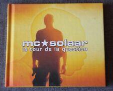 CD de musique rap MC solaar sur album