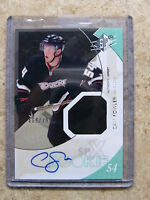 10-11 UD SPx CAM FOWLER Rookie RC Auto Jersey /799