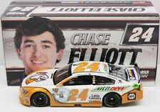 #24 CHEVY NASCAR 2017 * MOUNTAIN DEW / LITTLE CAESARS * Chase Elliott - 1:24