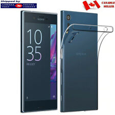 For Sony Xperia XA1 Ultra XZ1 XZ Premium X Performance Soft Clear Case Cover