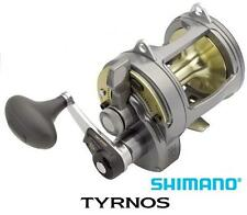 Mulinello traina Shimano Tyrnos 30lbs frizione Leva Fishing Reel Level Drag