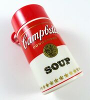 Cool Vintage 1998 Campbell's Soup Collectible Plastic Thermos