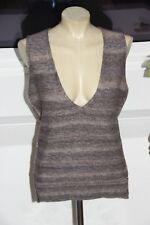 PULLUNDER Pullover ärmellos - grau - * JOOP Jeans * - Gr. 38 NEUw.