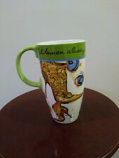 Lorraine Vail Women Always Land on Their Feet Coffee Mug - Just The Right Shoe