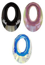 Genuine SWAROVSKI 6040 Helios Crystals Pendants * Many Sizes & Colors