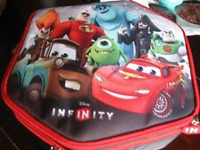 DISNEY'S INFINITY  START AND GO STORAGE CASE  NEW/TAGS