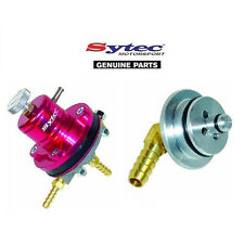 SYTEC MSV FUEL PRESSURE REGULATOR + BMW E36 325i 323ti Z3 FUEL RAIL ADAPTOR KIT