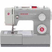 SINGER 4411 Heavy Duty 120W Portable Sewing Machine - Grey