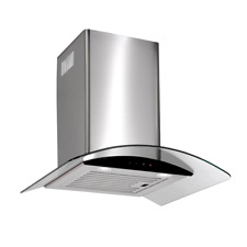ARC RGT6 60cm Extraction Rangehood For Gas & Electric Cooktop Kitchen
