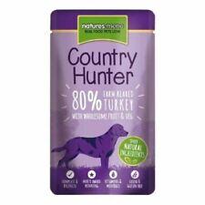natures menu country hunter pouch 150g farm reared turkey - fruit - veg-