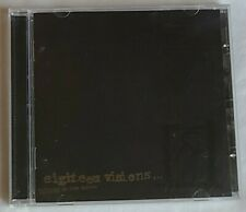 Eighteen Visions - Yesterday is Time Killed CD Metalcore Hardcore Metal RARE OOP