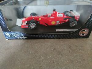 HotWheels - Scala 1/18 - Ferrari F2001 - Michael Schumacher