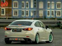 Rear Trunk Lip Spoiler for Mazda 6 / Atenza GJ and GL 2012-2019 Color 25D