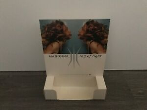 MADONNA RAY OF LIGHT  DISPLAY / STAND from USA with support