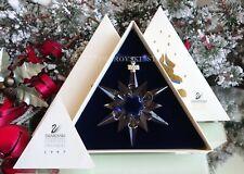 1997 Swarovski Annual Large Christmas Ornament Star Snowflake #211987