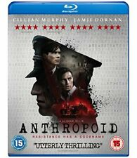 Anthropoid [Blu-ray] [DVD][Region 2]