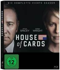Blu-ray/ House of Cards - Season 4 - Komplette vierte Staffel !! Wie Nagelneu !!