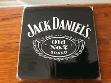 JACK DANIELS CORK BACKED COASTER