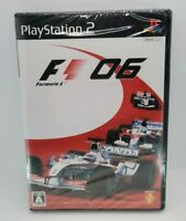Formula One 06 for Sony PlayStation 2 PS2 BRAND NEW & SEALED NTSC-J JAPANESE