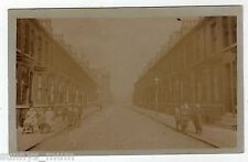 LANCASHIRE, MANCHESTER, MOSS SIDE, GRANVILLE STREET, 1911, RP