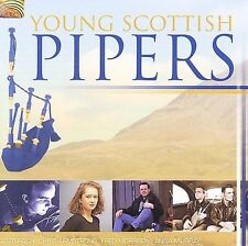 Various Artists-Young Scottish Pipers CD NEW