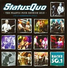 The  Frantic Four Reunion 2013: Live at Hammersmith Apollo by Status Quo (UK) (C