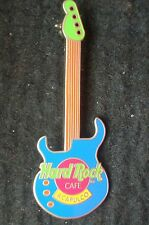 HRC HARD ROCK CAFE Acapulco BLUE BASS GUITAR le1000 XL FOTO