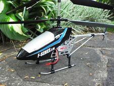 MJX  F629, 4 CH  Helicopter, Hubschrauber mit 2,4GHZ, Gyro u.Cameravorbereitung