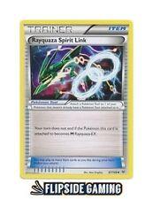 4x Rayquaza Spirit Link (XY - Roaring Skies) SP or Better Pokemon ~Flipside2~