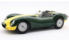 Lister Jaguar 1958 BGR/Yellow Center Stripe