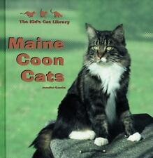 Maine Coon Cats (Kid's Cat Library)