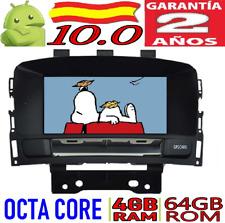 4GB RAM ANDROID 10.0 OPEL ASTRA J CASCADA RADIO COCHE DVD GPS USB CAR WIFI 4G SD