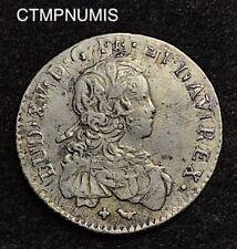 LOUIS XV   1/6 ECU  ARGENT   DE FRANCE   1721 A  PARIS