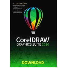CorelDRAW Graphics Suite 2020 for Windows  DOWNLOAD (AUTHORIZED DEALER)
