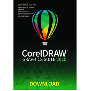 CorelDRAW Graphics Suite 2020 for Windows  DOWNLOAD (AUTHORIZED DEALER)