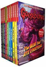 The Classic Goosebumps Series R L STINE 10 Books Collection Set Children Books