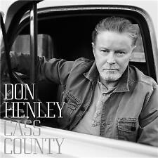Don Henley Cass County Digipak CD NEW