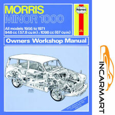 1000 1971 Car Service & Repair Manuals