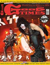 GoodTimes 2-2020 Kiss,  Crosby Stills Nash & Young,  Sweet,  Nektar,  Udo Lindenberg