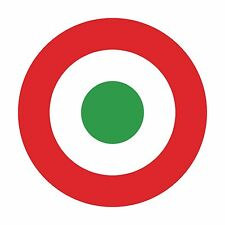 Italy Air force Roundel Sticker